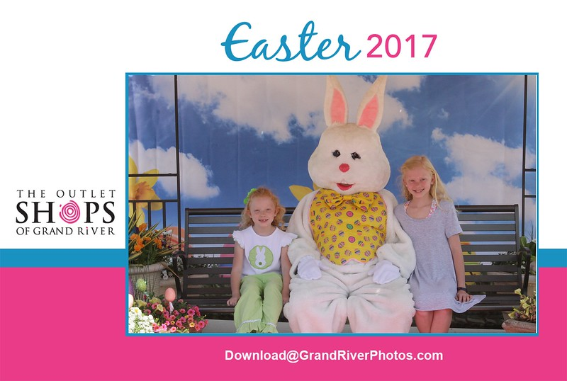 Outlet Shops of Grand River Easter 2017