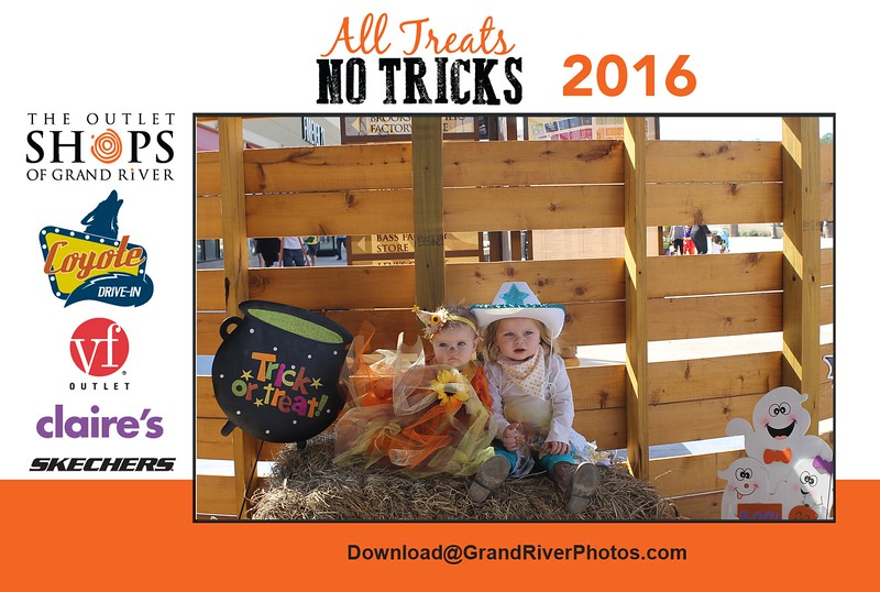 Outlet Shops of Grand River Grand Halloween 2016