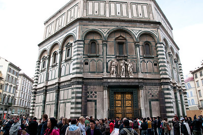 Florence Baptistry, Battistero di San Giovanni, Baptistry of St. John