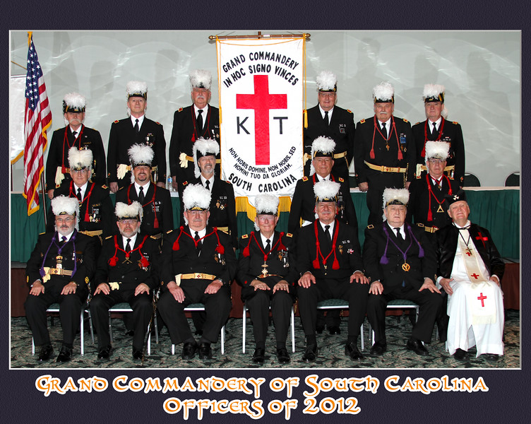 Grand Commandery 2012