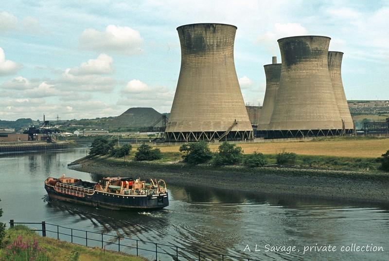 North Stella power station