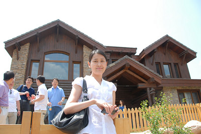 JacksonHole Retreat - 原乡美丽坚 JacksonHole Retreat - 原乡美丽坚 - June 19-20, 2010 - Ms. Kong Wei