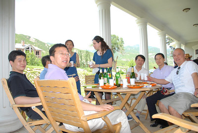 JacksonHole Retreat - 原乡美丽坚 JacksonHole Retreat - 原乡美丽坚 - June 19-20, 2010