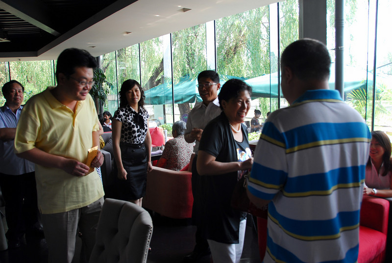 Grandall's Partners @ Wenjie's Party