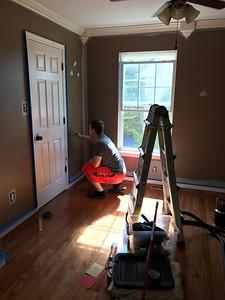 Painting the Nursery