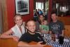 Celebrating with Jenny...Derrick, Krista, Sean, and Brendan.