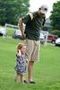 Morgan and Dad