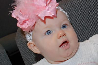 Morgan's Baby Dedication