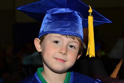 Sean's Pre-School Graduation