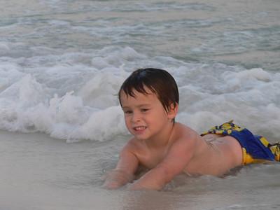Help!...I'm losing my bathing suit!