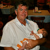 Grandpa's turn with Edison Faye.