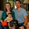 Taylor family photo, take #2