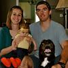 Taylor family photo, take #4