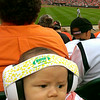 Oliver @ the Baltimore Oriole vs Seattle Mariner game