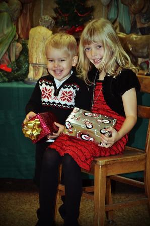 2014 Isabel & Isaac Christmas