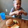 BIG Burger for Oliver
