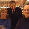 Mary Lou, Christopher & Uncle Mark two years ago in Chicago. 2016