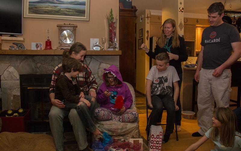 Castlegar visitors 18 (Tindra Birthday)