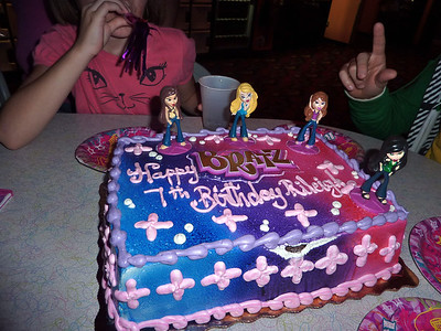 Rileigh's 7th Birtday 10-29-11