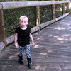 March - visiting Florida and the Jacksonville zoo  - photo courtesy Mom on Facebook
