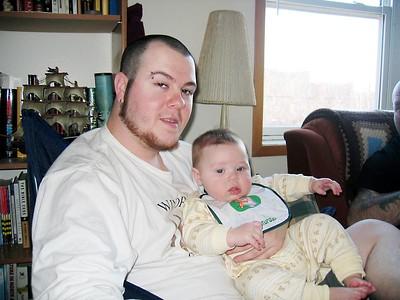 ADRIAN at 4 & 5 months