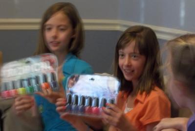 Abbie and Kassies 11 birthday