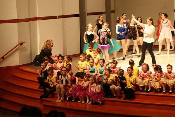 Aidan and Addie's Dance Recital May 2011