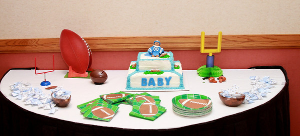 Ashley Berry's Baby Shower