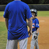 A good ball player also learns to take instructions from the coaches.