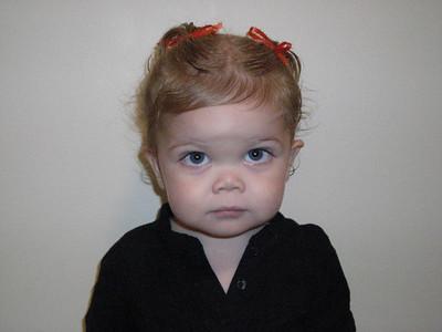Audrey - Halloween 2007