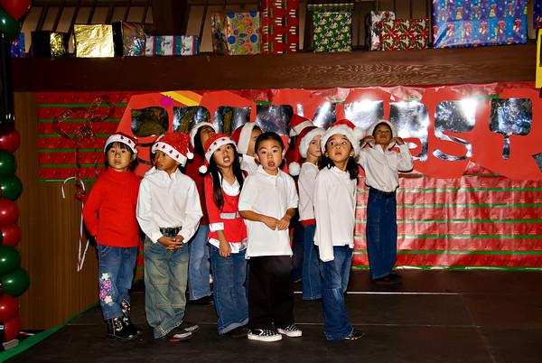 Ava's Christmas Concert