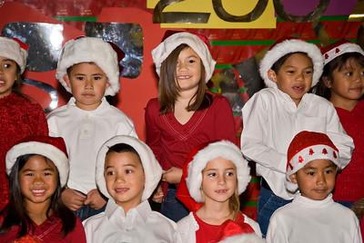 Ava's Christmas Concert 2007