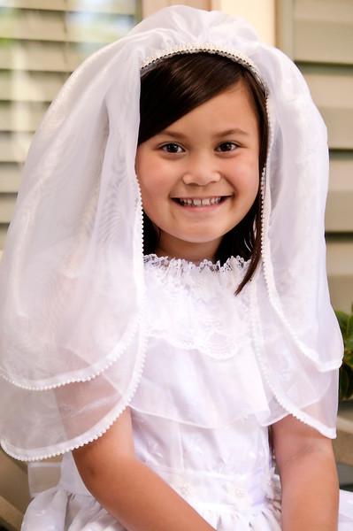 Ava's Communion Photos
