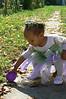 Aysha/Tinker Bell enjoying the perfect fall birthday
