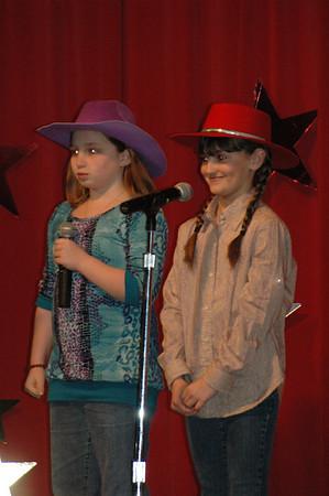 BROOKE & MAGGIE SINGS
