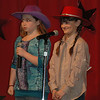 Brooke and Maggie sings Rascal Flats 'What Hurts the Most'.