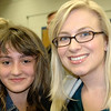 Brooke and her sister Jamie. ..two beautiful ladies!!