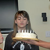 Dalton gets in on the action. ..Lets eat cake.