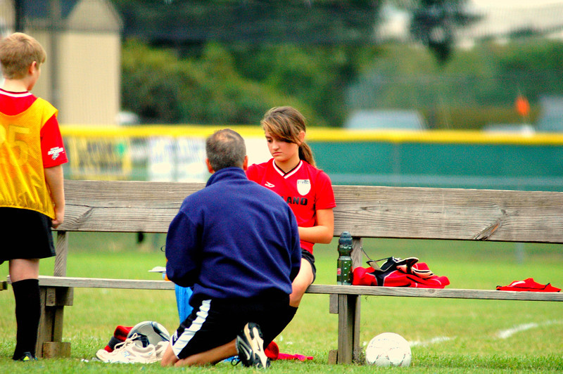 Brooke and Coach