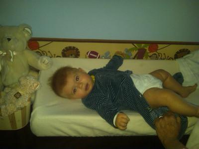Babysitting for Jack 2012