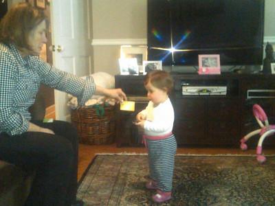Babysitting in NYC November 2012