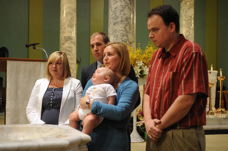 Baptism of Owen Brandt