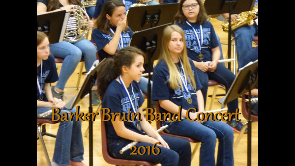 Kendall  Band Concert's