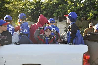Baseball Parade 2009