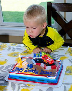 Isaac's 2016 Birthday Party