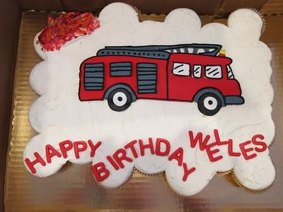 2015-09-12 Welles' 2nd Birthday