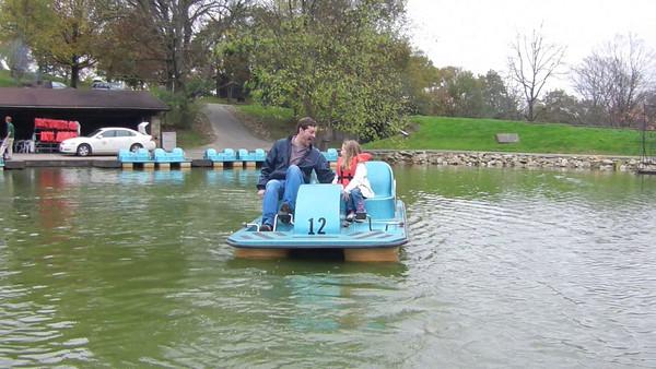 Boating at Olgebay