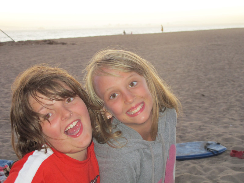 Eleni and Bailey