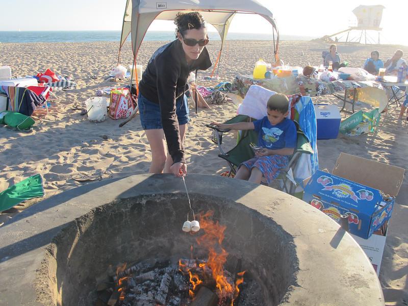 Natalia Issari @ Bolsa Chica Beach