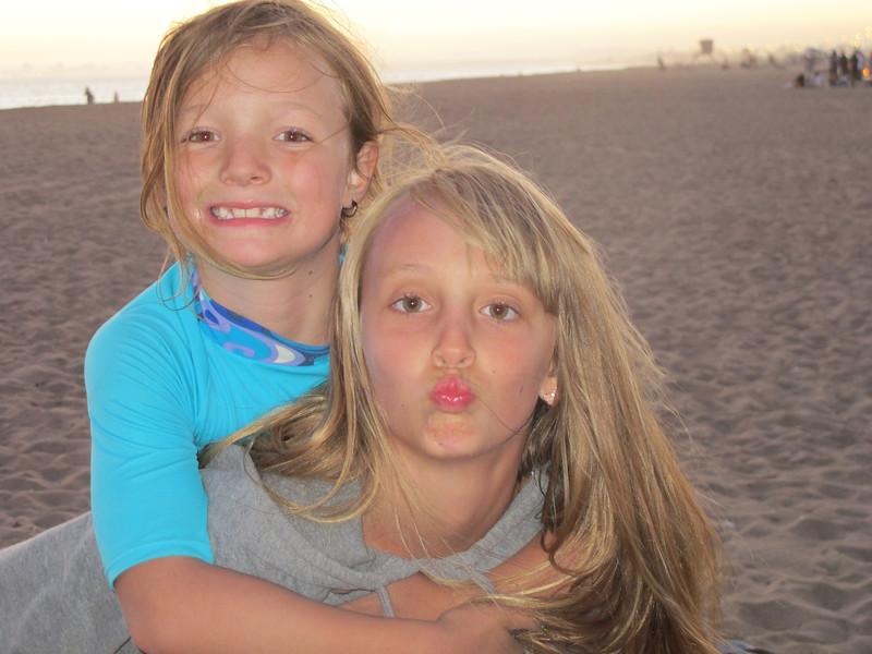 Danica and Bailey